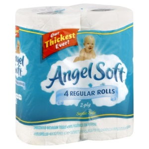 Angle Soft Toilet Tissue