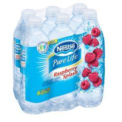nestle splash water