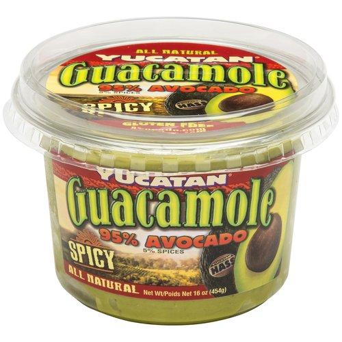 yucatan guacamole-spicy